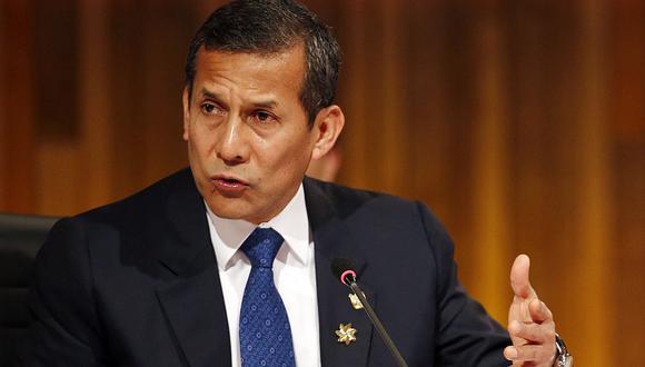 """""""La ley debe ser igual para todos"""", consideró Humala Tasso. (Foto: GEC)"""