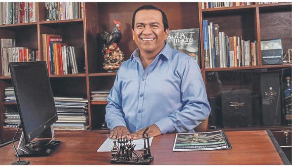 Asegura que volverán a inscribir al Apra en el Jurado Nacional de Elecciones el 2 de agosto, fecha que se conmemora la muerte de Víctor Raúl Haya de la Torre.