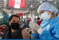 Minsa lanza nueva estrategia para acelerar el proceso de vacunación