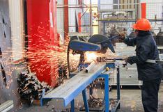 Sector manufactura avanza 6.7% en julio y acumula ocho meses de crecimiento