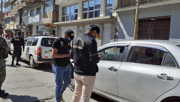 33 prófugos de la justicia sin hallar en Huancavelica