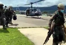 Sinchis de Mazamari decomisan una tonelada de cocaína en Cusco (VIDEO)