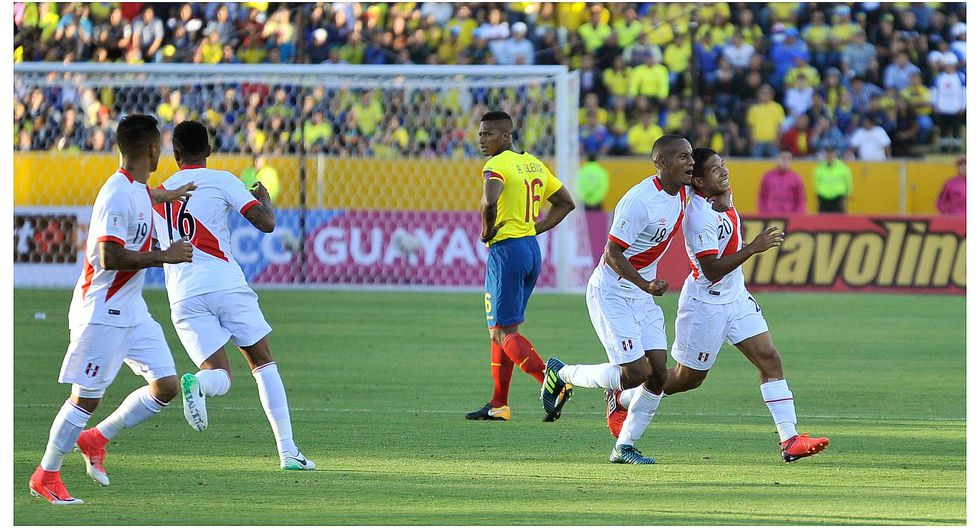 Perú vs Ecuador: casa de apuestas da como favorito a la Blanquirroja