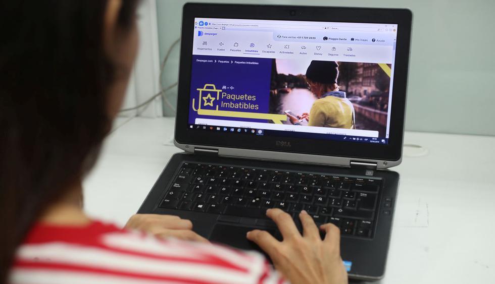 Con la crisis generada por el COVID-19, las compras por internet en el Perú se han incrementado considerablemente. Muchos peruanos han encontrado en el e-commerce el perfecto aliado para comprar desde casa y preservar su salud. (Foto: GEC)