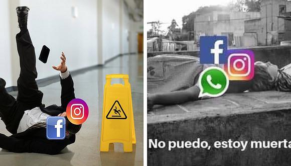 FacebookDown: publican divertidos memes relacionados a la caída de la popular  red social