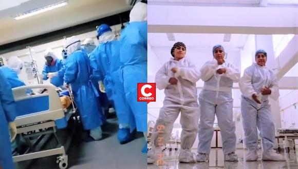 Funcionarios del hospital de Sullana inician proceso tras la publicación de los videos en la red social, donde se expone la identidad y el tratamiento de los pacientes afectados por COVID-19.