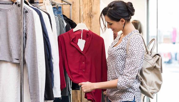 Familias gastan anualmente más en ropa de mujer que en la de los niños