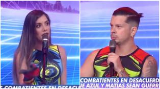 """Korina Rivadeneira y su reclamo a Mario Hart: """"Tú ni paras en la casa, cómo te vas a dar cuenta"""" (VIDEO)"""