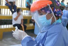 Perú registró récord en setiembre con más de 8.2 millones de vacunas aplicadas