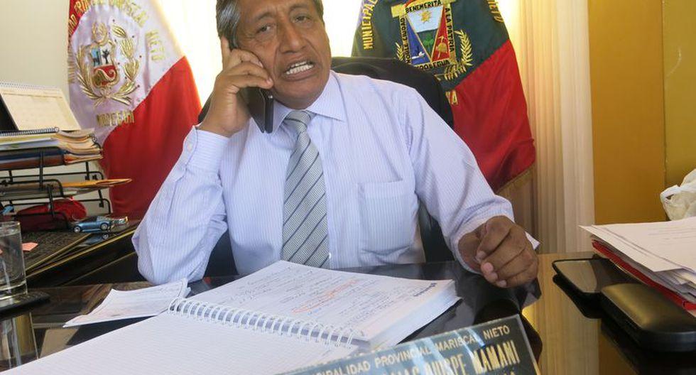 Alcalde de Moquegua rendirá informe a 120 días de gestión
