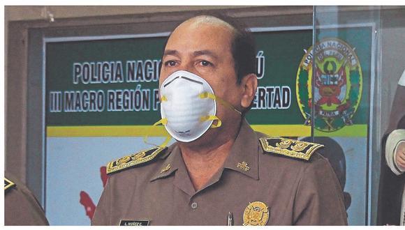 Exjefe policial Roger Torres dice que cambios eran necesarios. Sobre el ingreso de gerentes a la PNP, asevera que evitará actos de corrupción.
