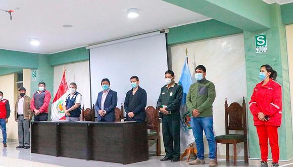 Consejo Provincial de Salud priorizará atenciones Covid-19 en Otuzco