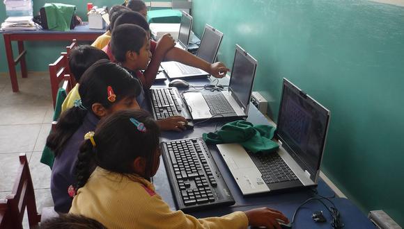 El 86,9 % de niños y adolescentes hacen uso del internet y la tecnología. (Foto: Difusión)