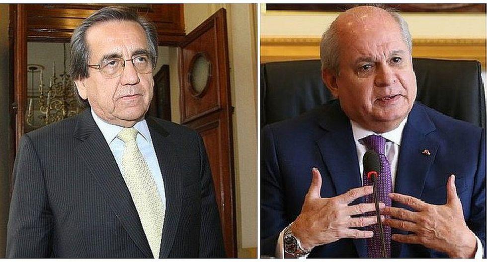 Comisión de Defensa cita a expremier Pedro Cateriano por compra de satélite