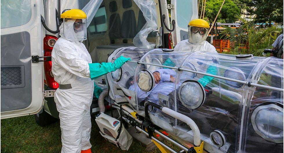 COVID-19: En La Liberad casos llegan a 2,791 y hay 171 fallecidos