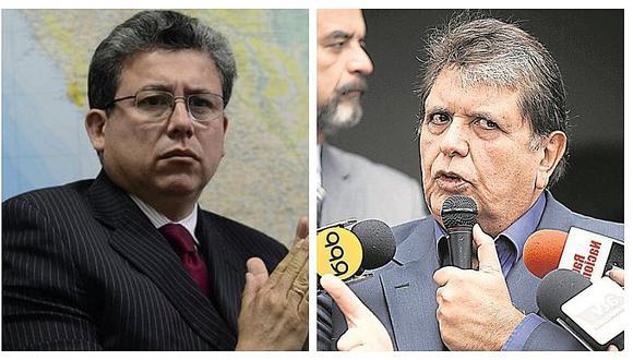 """Rodríguez Mackay sobre García: """"No encuentro elementos para pedido de asilo ni para concederlo"""""""