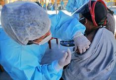 Más de 120 mil personas con alta vulnerabilidad han recibido la dosis de la vacuna contra el coronavirus