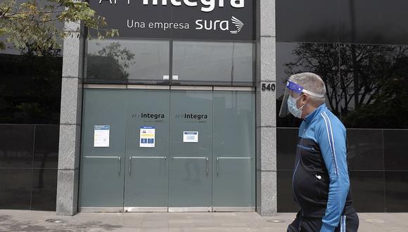 Los afiliados de las AFP presentan sus solicitudes desde mayo para el retiro de hasta S/ 17,600. (Foto: Jéssica Vicente / GEC)