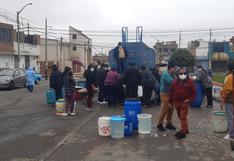 Pobladores del distrito Gregorio Albarracín se quedan sin agua potable