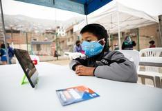 Lima: escolares recibirán chips con internet ilimitado para conectarse a clases virtuales