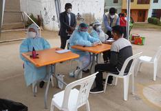 COVID-19: Diagnostican a 51 contagiados en campaña médica