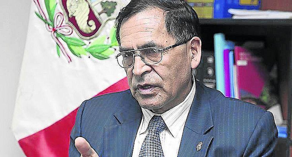 Quintanilla considera que allanamiento a locales del fujimorismo es normal