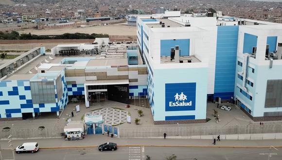 Operación se realizó en el Servicio de Ginecología Oncológica del Hospital de Alta Complejidad Virgen de la Puerta. (Foto: EsSalud)
