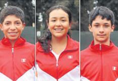 Adolescentes arequipeños participarán en el Sudamericano de Tenis de Asunción