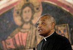 Papa Francisco nombra el primer cardenal afroestadounidense, Wilton Gregory