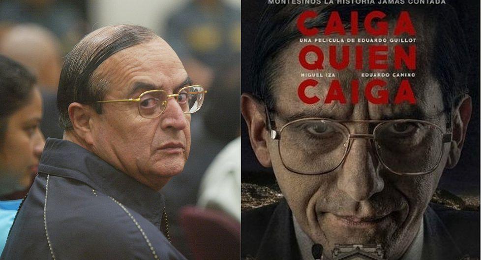 """Vladimiro Montesinos pide no estrenar 'Caiga quien caiga' porque afectará su """"buena imagen"""""""