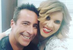 Johanna San Miguel bromea a Carlos Carlín por publicar foto con Biby Gaytán