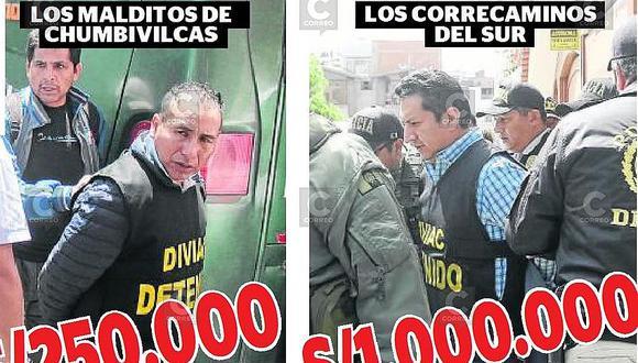 """Millonario pedido para """"Los malditos"""" y """"Los correcaminos"""""""