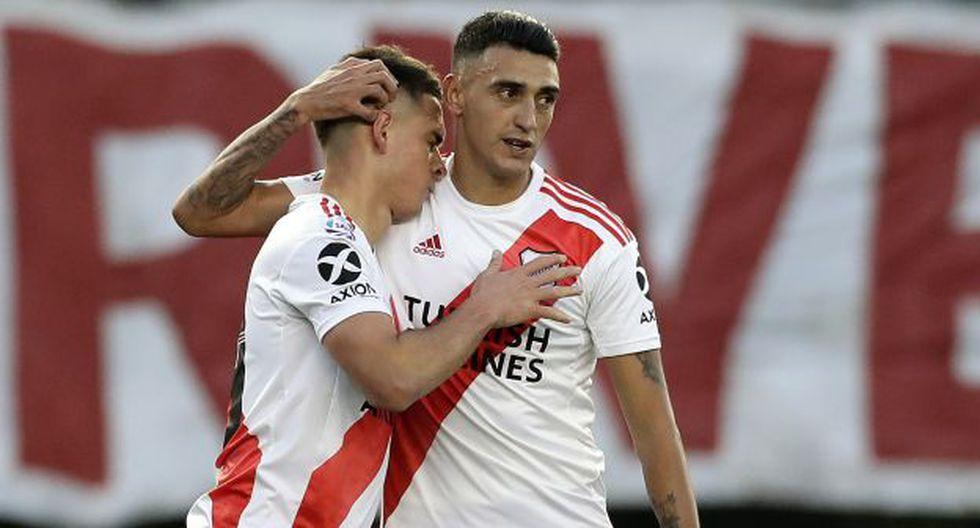 River Plate vs. Banfield: chocan por la fecha 20 de la Superliga argentina. (Foto: AFP)