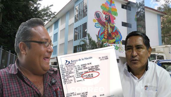 Hombre de confianza de gobernador Alvarado le depositó dinero a su cuenta/ Foto: Correo