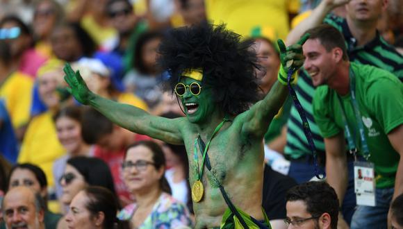 El plan gradual de flexibilización tiene tres etapas, la primera de las cuales a partir del 2 de septiembre, cuando los aficionados podrán volver a los estadios tras más de un año de fútbol sin público. (Foto: Martin BERNETTI / AFP)