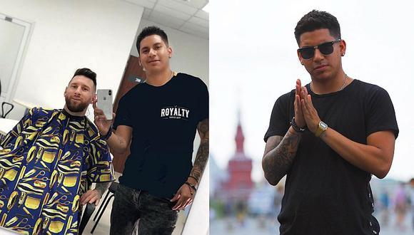 Barbero peruano cuenta cómo fue su experiencia al atender a Lionel Messi (VIDEO)