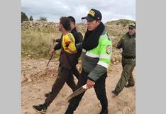 Capturan a dos colombianos que robaban en el distrito de Asillo, en Puno