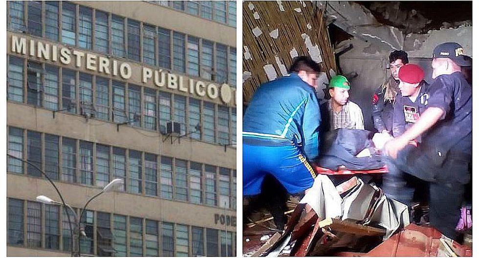 Ministerio Público abre investigación preliminar por colapso de techo en boda de Abancay