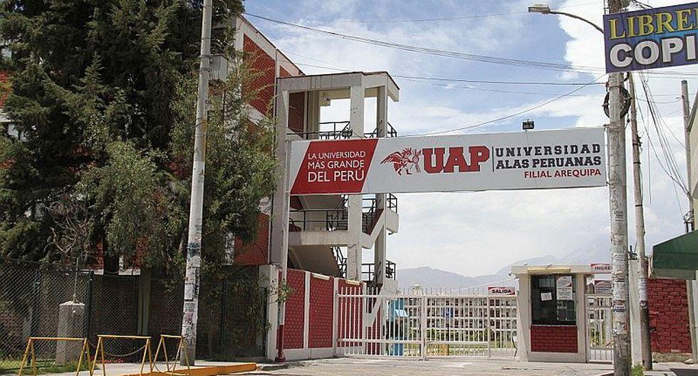10 mil estudiantes de la UAP en Arequipa preocupado por cierre