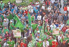 Valla alta para aspirantes a elecciones del 2022 en Arequipa