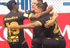 Universitario vs. Binacional: Alejandro Hohberg anota el 1-0 en Villa el Salvador (VIDEO)