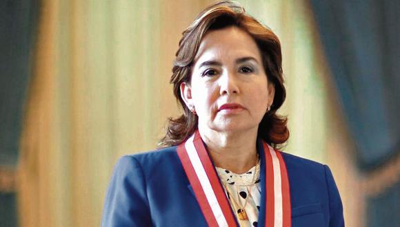 """El legislador solicita se declare """"procedente"""" la acusación y se """"inhabilite por diez años"""" a la titular del Poder Judicial, Elvia Barrios."""