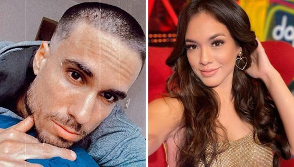 El integrante de 'Esto es Guerra' aseguró que guarda un sentimiento muy especial hacia Jazmín Pinedo.