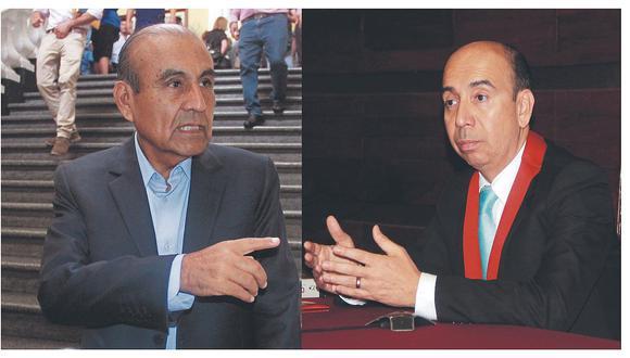 Marcelo pide sanción para titular del Poder Judicial