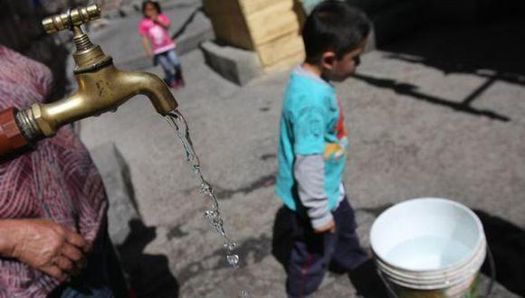 Sedapal anuncia corte de agua en diversas zonas del Callao. (Foto: GEC)