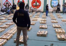 Policía incauta más de dos toneladas de marihuana en una vivienda de Puno