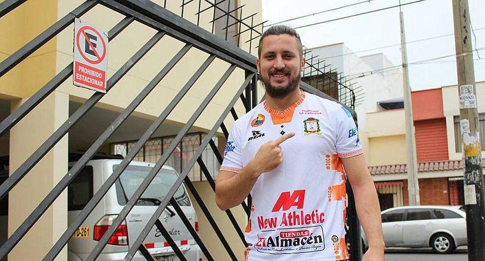 Ayacucho FC: Confirman contratación de Manuel Leroyer