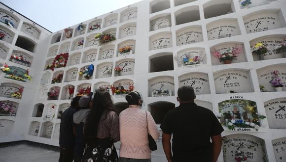 Minsa revela nueva cifra de fallecidos. (Foto: El Comercio)