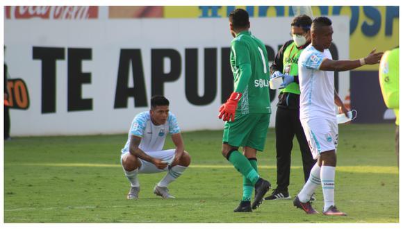 La escuadra de Pataz es colero absoluto con apenas 17 puntos y el próximo año militará en la Liga 2. (Foto: Liga 1)