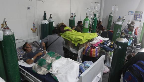 El aumento de contagios de coronavirus en Arequipa y la detección de un caso de la variante india del COVID-19 han llamado la atención de las autoridades del Minsa. (GEC)